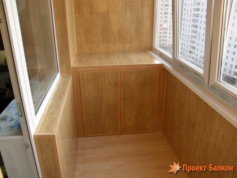 """Проект балкон """" шкафы, тумбы на балкон."""