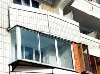 """Проект балкон """" остекление балконов и лоджий."""