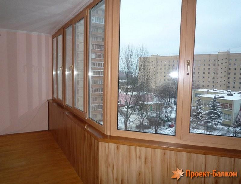 Отделка балкона фото частный мастер..